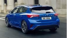2019 Ford Focus Mk4 Debuts Three Styles Six Trim