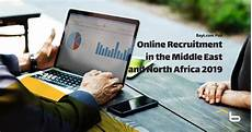 bayt com poll online recruitment in the middle east and africa 2019 bayt com blog