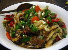 beef sirloin stir fry with orange garlic sauce_image