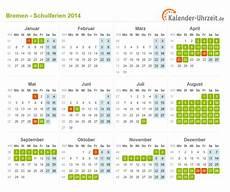 Schulferien Bremen 2014 Ferienkalender Zum Ausdrucken