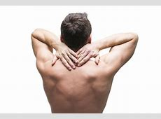 sharp pain in upper back