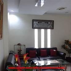 Ruangan Tamu Interior Ruko Amdecore