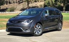 2017 Chrysler Pacifica Hybrid First Drive  Review Car
