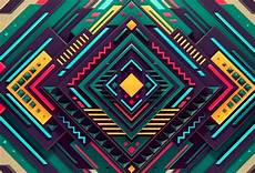 Abstract Shapes Design