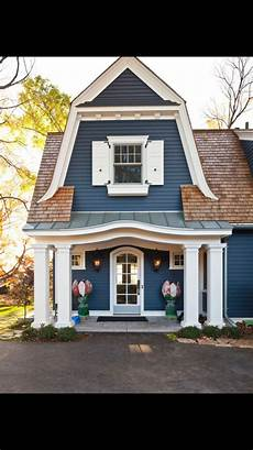 dark with brown roof house colors in 2019