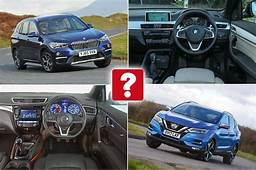 New Nissan Qashqai Vs Used BMW X1 Which Is Best  What Car