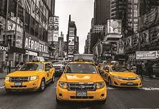 New York Taxi 2000pc Jigsaw Puzzle By Anatolian