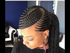 beautiful and lovely cornrow braided hairstyles to rock today by jessy styles youtube