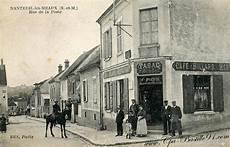 Nanteuil Les Meaux 77 Seine Et Marne Cartes