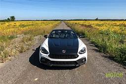 Should You Buy A 2018 Fiat 124 Spider Abarth  Motor