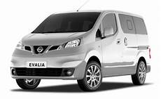 nissan evalia xv price features car specifications