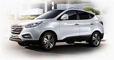 Hyundai Ix35 New Look For Compact Korean Suv Photos