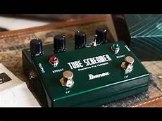 ibanez ts808dx screamer review pt br