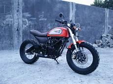 Modifikasi Motor Scorpio by Modifikasi Scorpio Scrambler Dengan Sentuhan H D Ultra Classic