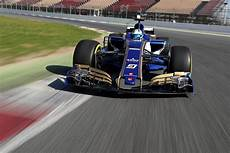 sauber f1 news sauber s 2017 formula 1 car turns laps f1 autosport