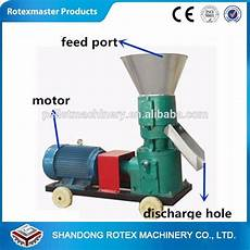 small animal and poultry farm equipment animal feed processing mahcine poultry feed processing