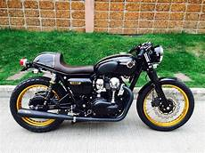 kawasaki w800 cafe racer umbau reviewmotors co