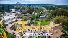 Toverland Feiert Mit Besucherzahlen 2015 Neuen Rekord