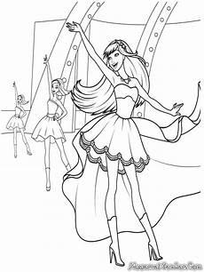 Mewarnai Gambar And 12 Princesses