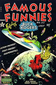 famous funnies 212 frank frazetta cover pencil ink