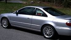 2003 acura cl s 6speed for sale mint youtube