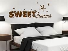 wandtattoo sweet dreams wandtattoo sweet dreams schlafzimmer wanddeko wandtattoo de