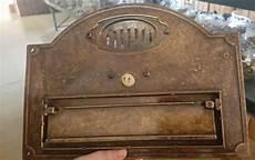 cassette postali antiche antica soffitta placca per la posta con per canello e
