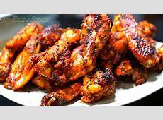 Chicken Wings   Lemon Pepper Chicken Wings   Oven Roasted