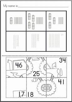 place value worksheet to 20 5659 pin on from the pond printables