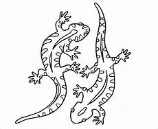 20 lizard templates crafts colouring pages free