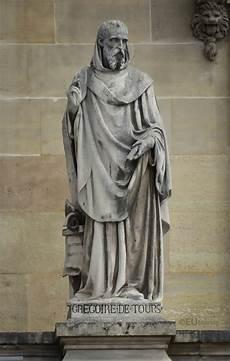 Photos Of Gregoire De Tours Statue By Jean Marcellin