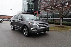 pre owned 2017 ford edge titanium sport utility in