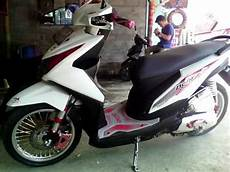 Modifikasi Lu Depan Motor Beat by Modifikasi Honda Beat Fi Terkeren Modif Honda Beat Fi Di
