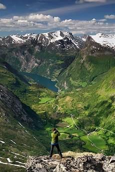 Beautiful Skandinavien Norwegen Norwegen