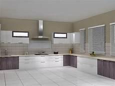 modular kitchens 2 tone high gloss kitchens manufacturer from jalandhar