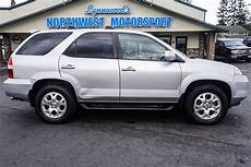 used 2002 acura mdx touring awd suv for sale northwest