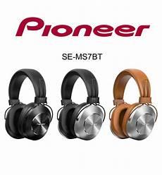 der pioneer se ms7bt ear kopfh 246 rer mit bluetooth und