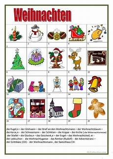 weihnachten als fremdsprache almanca tysk