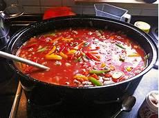 Rezept Für Gulaschsuppe - einfache gulaschsuppe rezept mit bild manuela1709