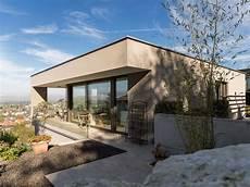 Einfamilienhaus Hanghaus Modern Edelstahlpool