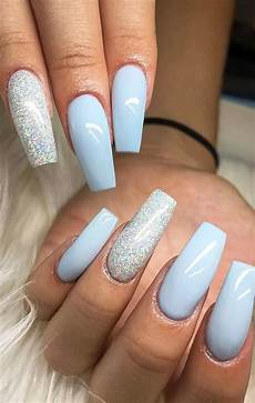 39 pretty nail art designs for long acrylic nails 2020