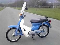 honda cub 1989 honda c90 cub 90 refurbished great bike new mot