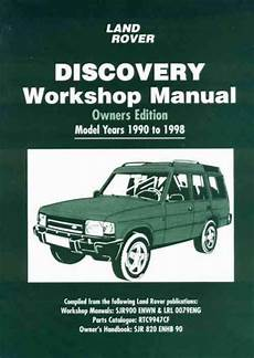 books on how cars work 2000 land rover discovery electronic toll collection land rover discovery 1990 1998 workshop manual brooklands books ltd uk sagin workshop car