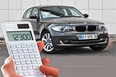 Calcul Cote Voiture Occasion Le Monde De L Auto