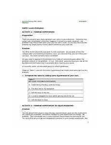 scientific method worksheet lab general biology bsc 1005l method scientific name