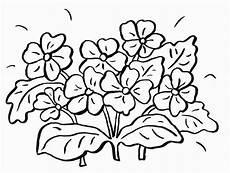 Blumen Malvorlage Kostenlos Ausmalbilder Blumenwiese Malvorlagentv