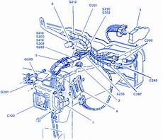 1998 gmc sonoma fuse box diagram gmc duravan 1994 engine electrical circuit wiring diagram carfusebox