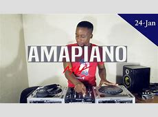 AMAPIANO MIX 24 JANUARY 2020 ROMEO MAKOTA YouTube