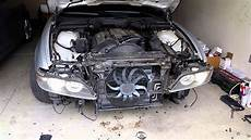 bmw e39 530 aux push a c fan removal install diy tip youtube