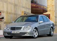 Mercedes E Klasse W211 2002 2003 2004 2005